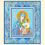 Пресвятая Богородица Неувядаемый цвет