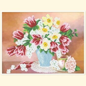 Spring bouquet 33х45, rs-937