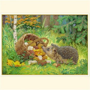 Forest-hedgehog