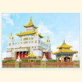 Хурул - Буддийский храм в Элисте
