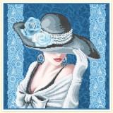 Дама в шляпе
