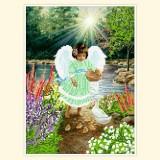 Ангел и утята