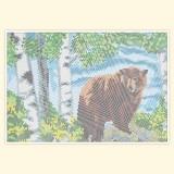 Медведь в роще