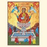 Икона Богородицы Живоносный источник