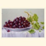 """Принт для творческой композиции """"Гроздь винограда"""""""