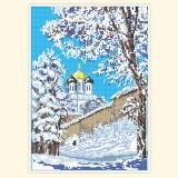 Зимний Псков