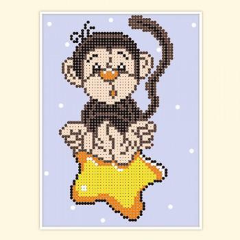 Dream travel of small monkey - boys