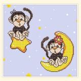 Неземные приключения маленьких обезьянок