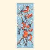 Чудо-птички снегири