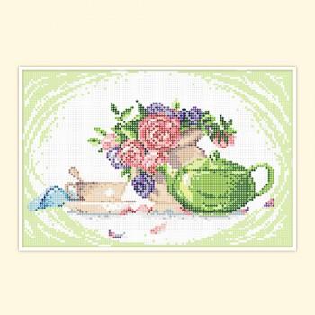 rose teatime