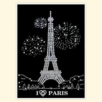 Paris shine