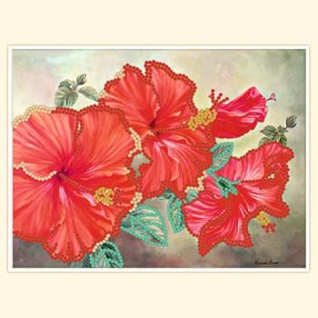 velvet hibiscus
