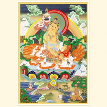 Namsarai - God of Wealth