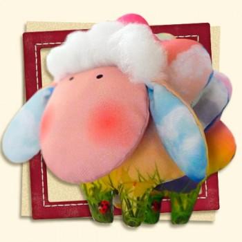 Sheep Guten Morgen