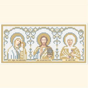 Skladen': PB Kazanskaya, Gospod' Vsederzhitel', Sv. Matrona
