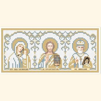 Skladen': PB Kazanskaya, Gospod' Vsederzhitel', Sv. Nikolay Chudotvorets