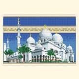 Белая мечеть шейха Заида ибн Султана ан-Нахайяна в Абу-Даби